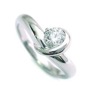 婚約指輪 エンゲージリング プラチナ ダイヤモンド ダイヤ リング セール 母の日 春 suehiro