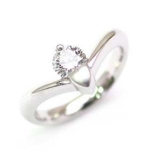 婚約指輪 エンゲージリング ダイヤモンド ダイヤ リング 指輪 人気 ダイヤ プラチナ リング suehiro