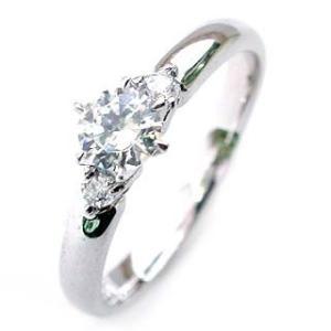 エンゲージリング 婚約指輪 ダイヤモンド ダイヤ プラチナ リング セール 母の日 春|suehiro