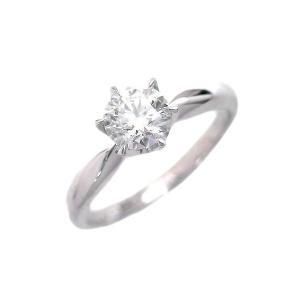 ダイヤモンド指輪 リング ダイヤモンドリング 鑑定書付き プラチナ 一粒 大粒 VSクラス エクセレントカット ダイヤ プラチナリング|suehiro