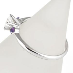 婚約指輪 プラチナ ダイヤモンドリング エンゲージリング 誕生石|suehiro|04