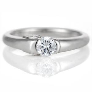 ダイヤモンド リング プラチナ 婚約指輪 0.3カラット 鑑別書 セール|suehiro