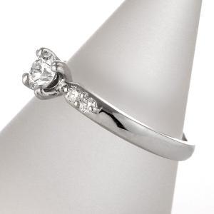 婚約指輪 エンゲージリング ダイヤモンド ダイヤ リング 指輪 人気 ダイヤ プラチナ リング セール クリスマス プレゼント suehiro 03