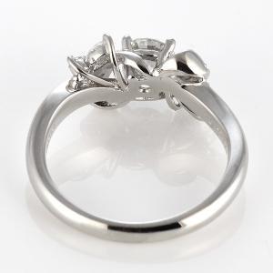 婚約指輪 エンゲージリング ダイヤモンド ダイヤ リング 指輪 人気 ダイヤ プラチナ リング 夏|suehiro|04