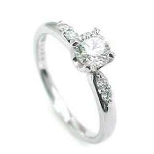 エンゲージリング 婚約指輪 ダイヤモンド ダイヤ プラチナ リング セール クリスマス プレゼント|suehiro