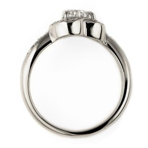 エンゲージリング 婚約指輪 ダイヤモンド ダイヤ リング 婚約指輪 ダイヤモンド ダイヤ プラチナエンゲージリングBrand Jewelry アニーベル|suehiro|05