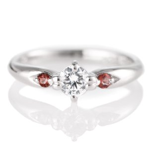 婚約指輪 エンゲージリング ダイヤモンド ダイヤ リング 指輪 人気 ダイヤ プラチナ リング ガーネット セール 母の日 春 suehiro
