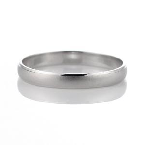 結婚指輪 プラチナ マリッジリング ペアリング プラチナ 人気 刻印無料 地金リング 宝石なし ストレート カップル つや消し スイートマリッジ|suehiro
