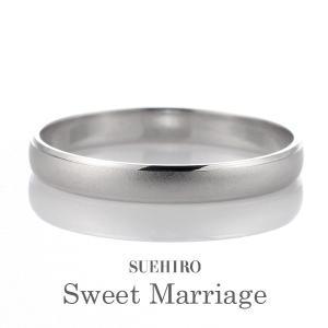 結婚指輪 マリッジリング ペアリング プラチナ|suehiro