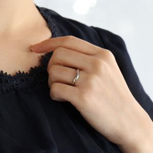 指輪 プラチナ CanCam掲載Brand Jewelry アニーベル プラチナ ペアリング 安い セール|suehiro|02
