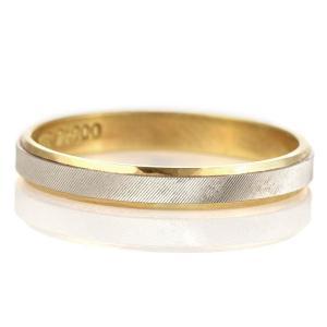 結婚指輪 マリッジリング ペアリング プラチナ ゴールド アンゼリカ  文字入れ 刻印 18金 ゴールド serieux|suehiro
