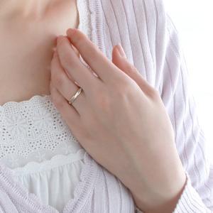 結婚指輪 マリッジリング ペアリング プラチナ ゴールド アンゼリカ  文字入れ 刻印 18金 ゴールド serieux|suehiro|05