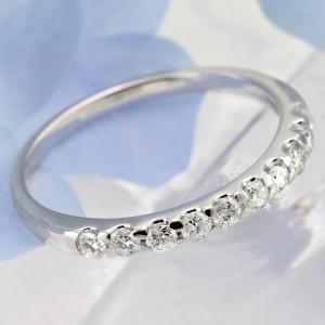 エタニティリング 結婚指輪 マリッジリング プラチナ ダイヤモンド エタニティ リング プレゼント ...