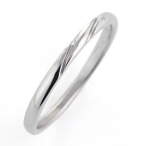 結婚指輪 安い マリッジリング プラチナ リング 名入れ 文字入れ 刻印 人気 ストレート ペア プ...