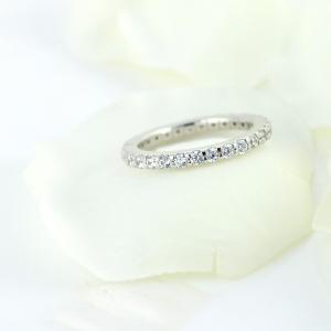 指輪レディース 指輪 プラチナ エタニティリング エタニティリング フルエタニティ プラチナコーティング 指輪 リング レディース アクセサリー ブランド セール|suehiro|13