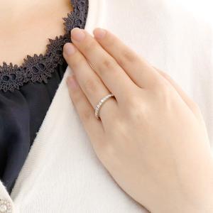 指輪レディース 指輪 プラチナ エタニティリング エタニティリング フルエタニティ プラチナコーティング 指輪 リング レディース アクセサリー ブランド セール|suehiro|03