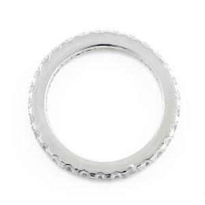指輪レディース 指輪 プラチナ エタニティリング エタニティリング フルエタニティ プラチナコーティング 指輪 リング レディース アクセサリー ブランド セール|suehiro|05