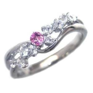 指輪レディース ピンクトルマリン リング 指輪 (ピンクトルマリン) ファッションリング【今だけ代引手数料無料】|suehiro