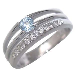 指輪レディース アクアマリン 指輪 アクアマリン リング 指輪 ファッションリング【今だけ代引手数料無料】 suehiro