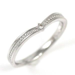 ダイヤモンド指輪 Brand Jewelry me.K18ホ...