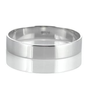 メンズ 指輪 メンズ リング 指輪 シンプル プラチナ 平う...