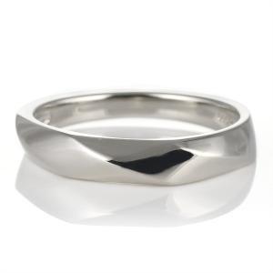 メンズ 指輪 メンズ リング 指輪 プラチナ シンプル 人気...