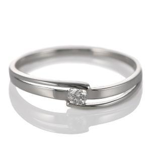指輪レディース ダイヤモンド指輪 ダイヤモンド リング シンプルプラチナダイヤモンドリング 指輪 一粒 ダイヤ ストレート アクセ【今だけ代引手数料無料】|suehiro