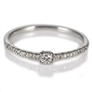 ダイヤモンド指輪 ダイヤモンド リング シンプルプラチナダイヤモンドリング 指輪 パヴェ プラチナ900 ストレート レディース 人気 プレゼント セール|suehiro