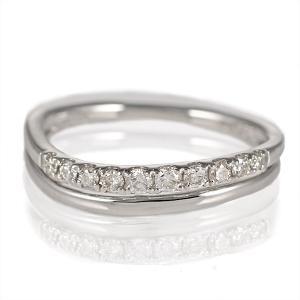 ダイヤモンド指輪 スイートエタニティ 10粒 ダイヤモンド リング シンプルプラチナダイヤモンドリング 指輪 プラチナ900 ストレート アクセ セール|suehiro