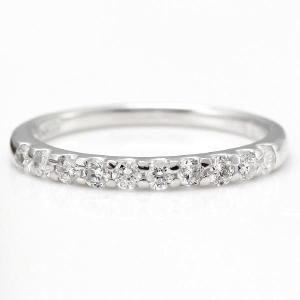 ダイヤ エタニティ 0.3カラット プラチナ900 ダイヤモンド 指輪 リング スイート エタニティ 結婚 婚約指輪 10周年記念 -QP あすつく|suehiro|04