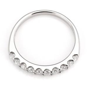 エタニティリング 指輪 プラチナ ダイヤ エタニティ リング 0.5ct プラチナ900 エタニティ セール|suehiro|04