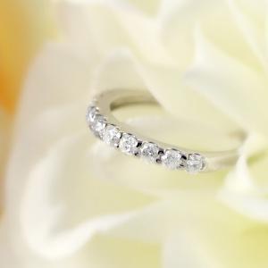 エタニティリング 指輪 プラチナ ダイヤ エタニティ リング 0.5ct プラチナ900 エタニティ セール|suehiro|06