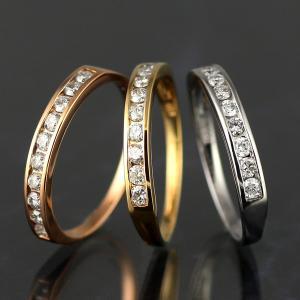 ダイヤモンド指輪 エタニティリング ダイヤモンド リング 指輪 0.3カラット プラチナ イエローゴールド ピンクゴールド 結婚 10周年 セール|suehiro