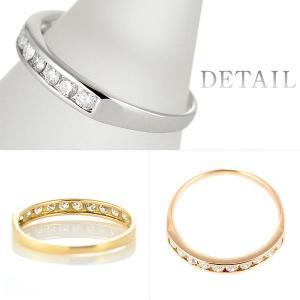 ダイヤモンド指輪 エタニティリング ダイヤモンド リング 指輪 0.3カラット プラチナ イエローゴールド ピンクゴールド 結婚 10周年 セール suehiro 03