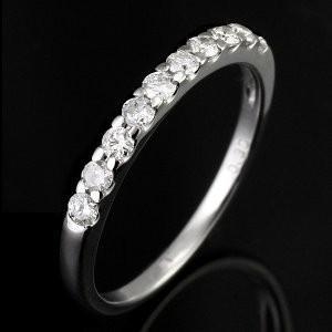 指輪レディース エタニティリング ダイヤモンド プラチナ 0.2カラット 指輪 結婚記念日【今だけ代引手数料無料】|suehiro
