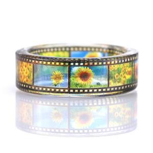 指輪レディース ひまわり畑と青い空の指輪【今だけ代引手数料無料】|suehiro