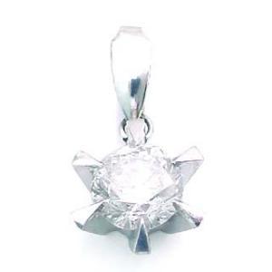 プラチナ ダイヤモンドペンダントトップ【今だけ代引手数料無料】 suehiro