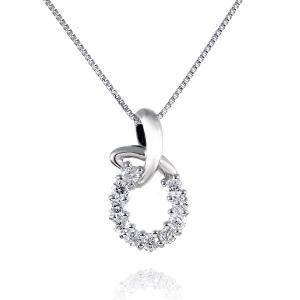 ダイヤモンド ネックレス プラチナ プレゼント 結婚記念日|suehiro|03