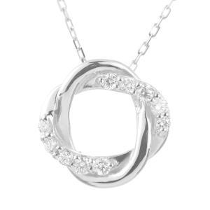 ネックレス レディース ダイヤモンド ダイヤ 天然石 18金 セール|suehiro