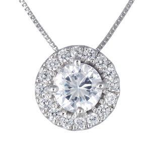 ダイヤモンド ネックレス ベストストア  鑑定書付超お買い得なオシャレなダイヤモンドネックレス。  ...