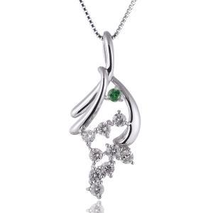スイート エタニティ ダイヤモンド 10個 ダイヤモンド ネックレス 結婚 10周年記念【今だけ代引手数料無料】 suehiro
