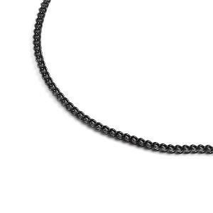 ランニング ファイテン 正規品 炭化チタンチェーンネックレス 45cm ブランド メンズ レディース スポーツ 送料無料 TC660045 x100 セール|suehiro|02