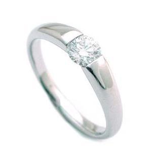 鑑定書付 ダイヤモンド リング 指元にキラメク本物の輝き。0.3ct D VVS2 Excellen...