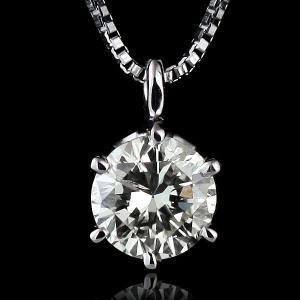 ネックレス 一粒 ダイヤモンド ネックレス プラチナ ダイヤモンドネックレス ダイヤモンド ダイヤ ...