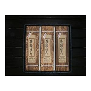 本練羊かん「井の頭のほとり」3本入り 5700円(税込) sueki3154