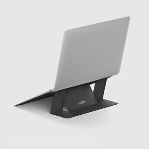 国内正規代理店 MOFT 超軽量 ノートスタンド Adhesive Foldable Laptop ...