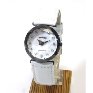 JOWISSA レディースウォッチ 腕時計 ホワイト 白 ジョイッサ ジョイサジョウィサ 1.203.M レディース suemune