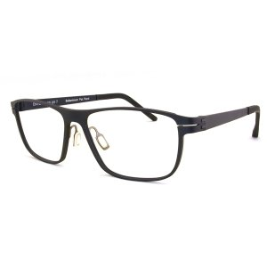 ENTOURAGE OF 7 アントラージュオブセブン 眼鏡フレーム ダテ眼鏡 Bellaminium(アルミ合金×カーボン)  ダークネイビー Tulare レディース|suemune
