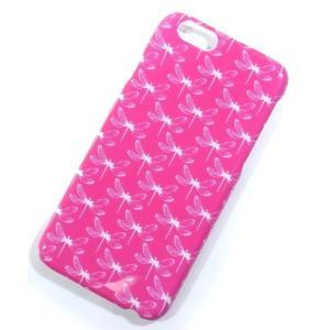 charming charlie チャーミングチャーリー スマホカバー スマホケース iPhone6/6s用 ピンク|suemune