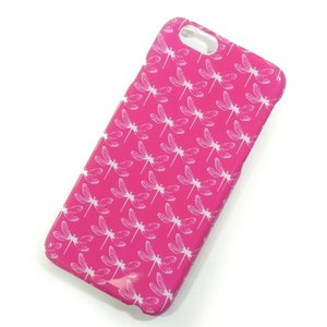charming charlie チャーミングチャーリー スマホカバー スマホケース iPhone6plus/6s plus用 ピンク|suemune